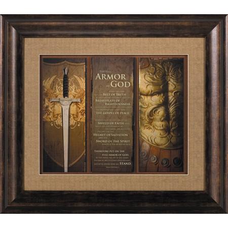 Full Armor of God art print