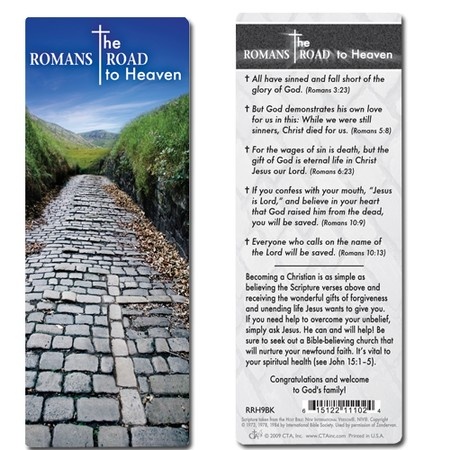 Bible Romans Bookmark