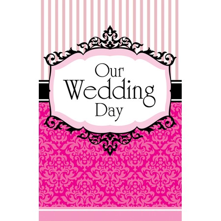 Our Wedding Day Bulletins