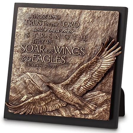 Eagles wings wall art