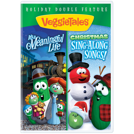 VeggieTales Christmas A Meaningful Life Sing-A-Long Double Feature