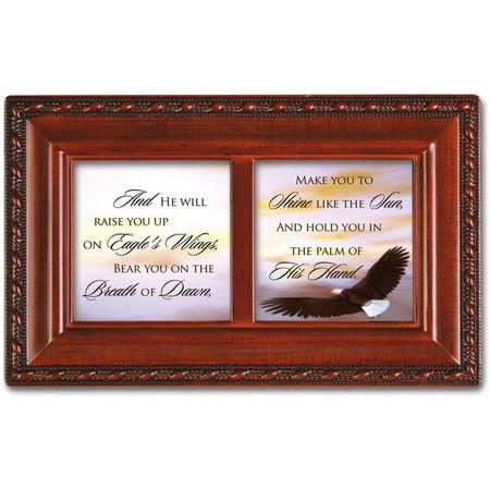 Christian music jewelry box for men