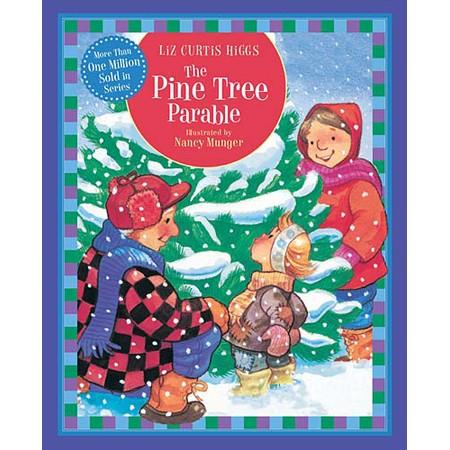 Pine tree parable Christmas book