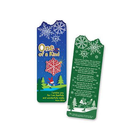 religious Christmas novelty Gift Bookmark for kids