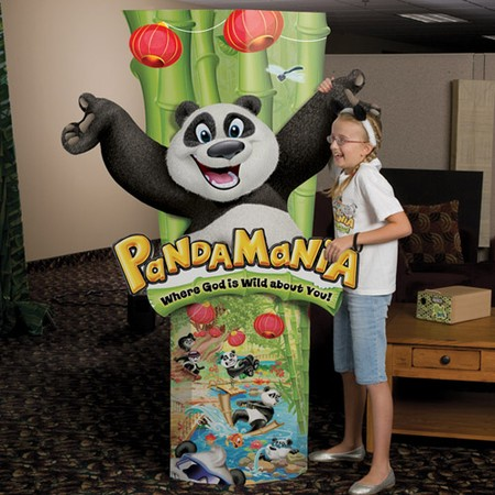 pandamania dvd
