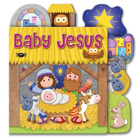 baby Jesus Christmas book