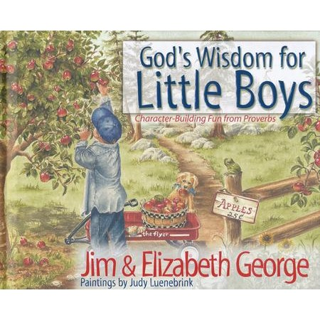 Character Building for Little Boys